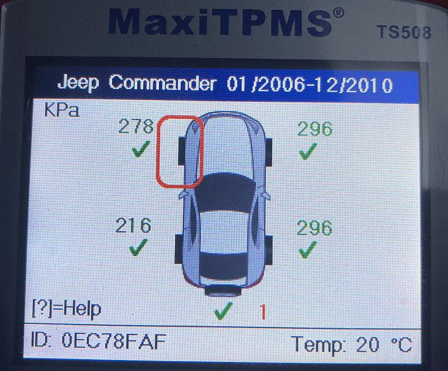 Купить программатор TPMS
